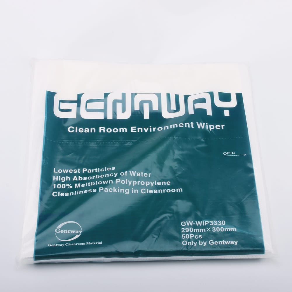 Imported non-woven printhead cleaning wiper