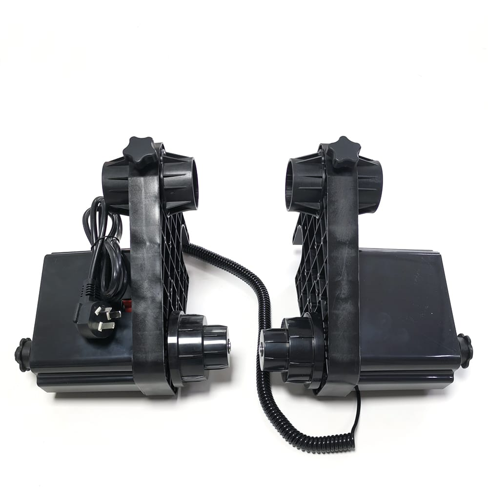 Two motors Media printer take-up system printer paper Auto Take up Reel System