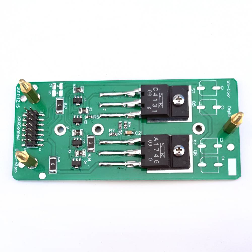 Inkjet printer driver module board for wit-color 9000/9200
